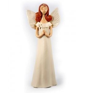 Angyal imádkozó 25 cm