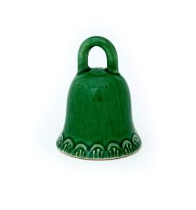 Harang, kis füllel, zöld, színskála