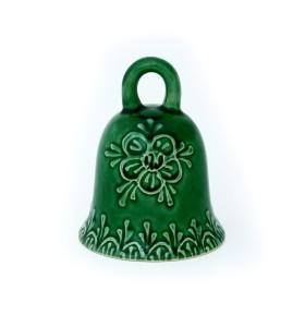 Harang, nagy füllel, zöld, virág színű