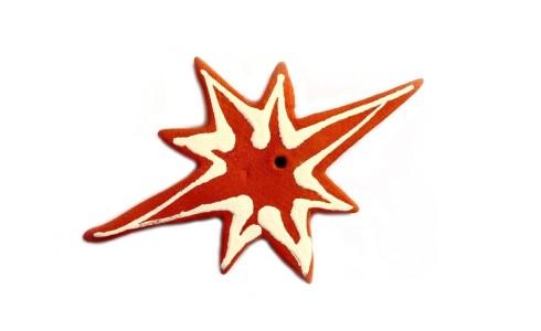 Csillag, barna