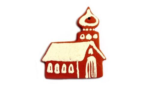 Templom, piros