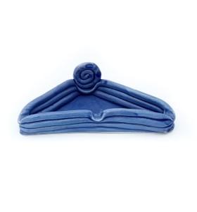 Hamutál, háromszög, kék