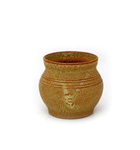Kávés pohár, bézs, ősi típus